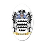 Satterfield 35x21 Oval Wall Decal
