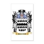 Satterfield 20x12 Wall Decal