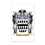 Satterfield 35x21 Wall Decal