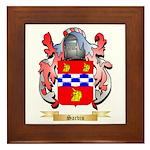 Sarvis Framed Tile