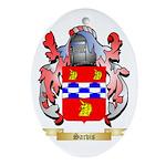 Sarvis Oval Ornament