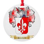 Sarsfield Round Ornament