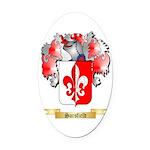 Sarsfield Oval Car Magnet