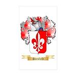 Sarsfield Sticker (Rectangle 50 pk)