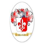 Sarsfield Sticker (Oval)