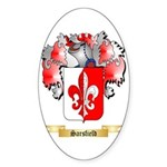 Sarsfield Sticker (Oval 10 pk)