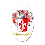 Sarsfield 35x21 Oval Wall Decal