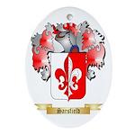 Sarsfield Oval Ornament