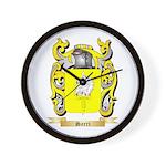 Sarri Wall Clock