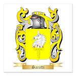 Sarotti Square Car Magnet 3