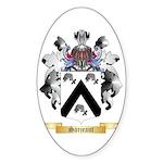 Sarjeant Sticker (Oval 10 pk)