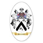 Sarjeant Sticker (Oval 50 pk)