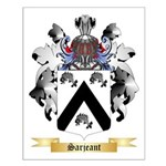 Sarjeant Small Poster