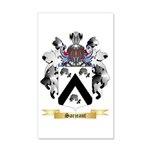 Sarjeant 20x12 Wall Decal