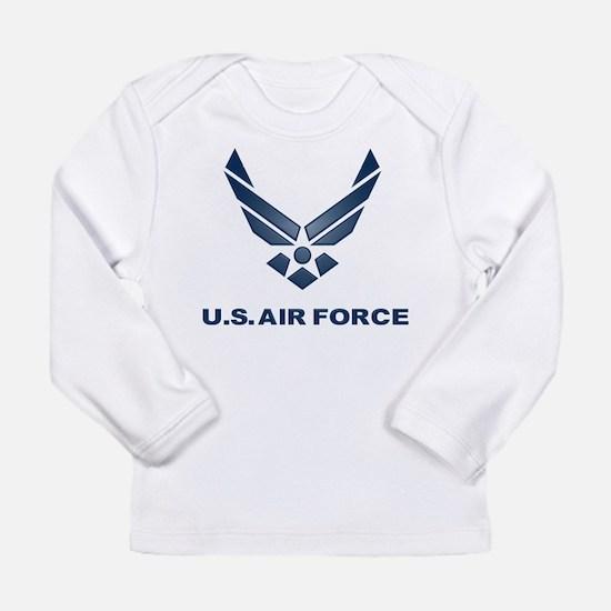 USAF Symbol Long Sleeve Infant T-Shirt