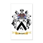 Sargent 35x21 Wall Decal