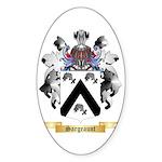 Sargeaunt Sticker (Oval 10 pk)