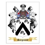 Sargeaunt Small Poster