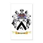 Sargeaunt 20x12 Wall Decal