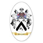 Sargant Sticker (Oval 10 pk)