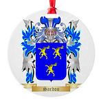 Sardou Round Ornament