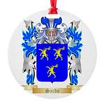 Sardo Round Ornament