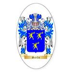 Sardo Sticker (Oval 50 pk)