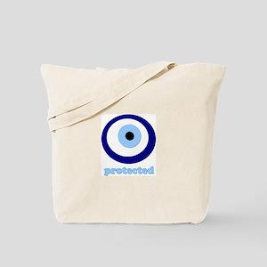 Greek Mati Protection Tote Bag