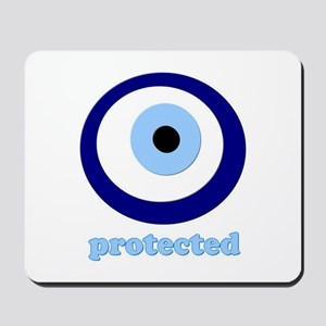 Greek Mati Protection Mousepad