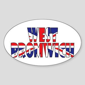 West Bromwich Sticker