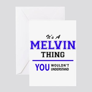 MELVIN thing, you wouldn't understa Greeting Cards