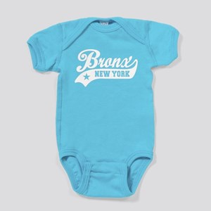 Bronx NY Baby Bodysuit