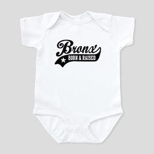 Bronx Born & Raised Infant Bodysuit