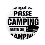 Camping Fr Button