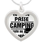 Camping Fr Necklaces