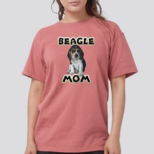 Beagle Mom Women's Dark T-Shirt