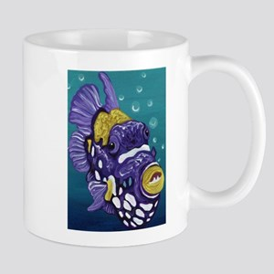 Clown Trigger Fish Mugs