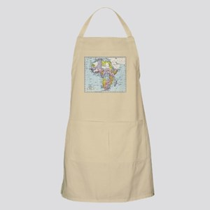 Vintage Map of Africa (1897) Apron