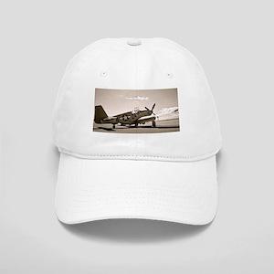 Tuskegee P-51 Baseball Cap
