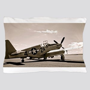 Tuskegee P-51 Pillow Case