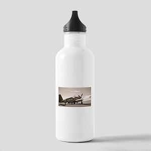 Tuskegee P-51 Water Bottle