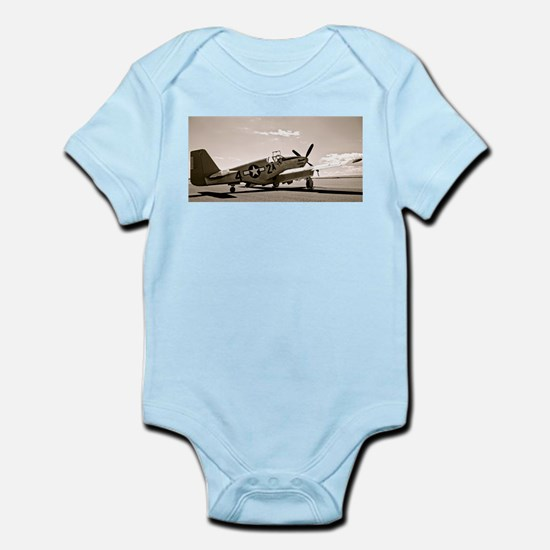 Tuskegee P-51 Body Suit