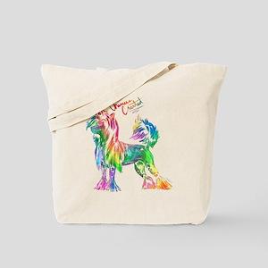 2ebdf6adb2 Chinese Crested Canvas Tote Bags - CafePress
