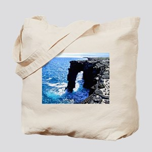 Kona Hawaii Sea Arch Tote Bag
