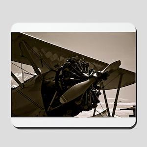 Bi Plane Mousepad