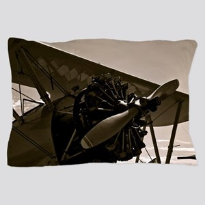 Bi Plane Pillow Case