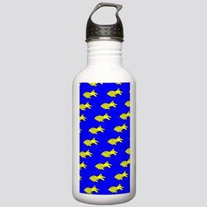 Cute Dinosaurs T-Rex T Stainless Water Bottle 1.0L