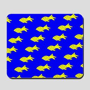 Cute Dinosaurs T-Rex Trevor's fave Mousepad