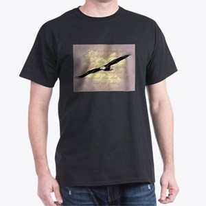 Wings as Eagles Bible Verse T-Shirt