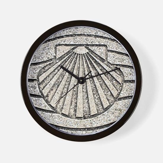 Cute El camino Wall Clock